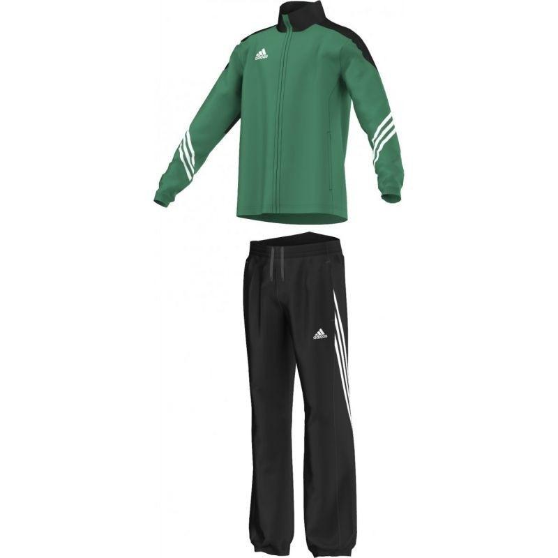 Оригинальный подростковый спортивный костюм Adidas Sereno 14 PRE SU Y