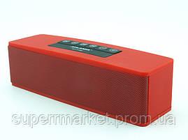 Atlanfa AT-7706, блютуз колонка, красная, фото 2