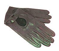 Перчатки автомобильные RZ Bohemia Dobris 3006-2840 кожаные