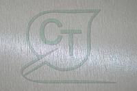 Матовая пленка ПВХ для МДФ фасадов Белый металлик.