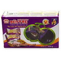 Кокосовые натуральные конфеты Bentre  250г c Таро  (Вьетнам)