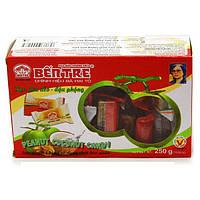 Кокосовые натуральные конфеты Bentre  250г c Арахисом (Вьетнам)