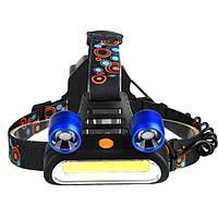 Налобный фонарь Boruit JR-2200, фото 1