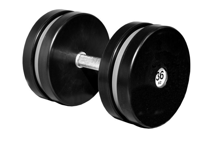 Гантель професійна 36 кг