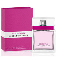 Женская туалетная вода Angel Schlesser So Essential (цветочный, древесный, фруктовый аромат) AAT