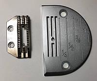 Комплект пластина та двигуни тканини для легкого середнього