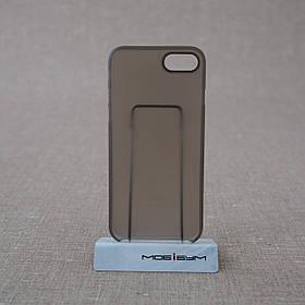 "Чохол Ozaki O! Coat 0.3 iPhone 8/7 {4.7 ""} Jelly 2 in 1 clear / black (OC720CK) EAN / UPC: 4718971720013"