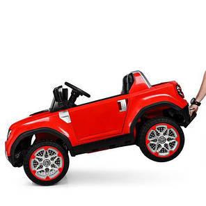 Детский Электромобиль Bambi ДЖИП Range Rover Red (M 3807EBLR 3), фото 2