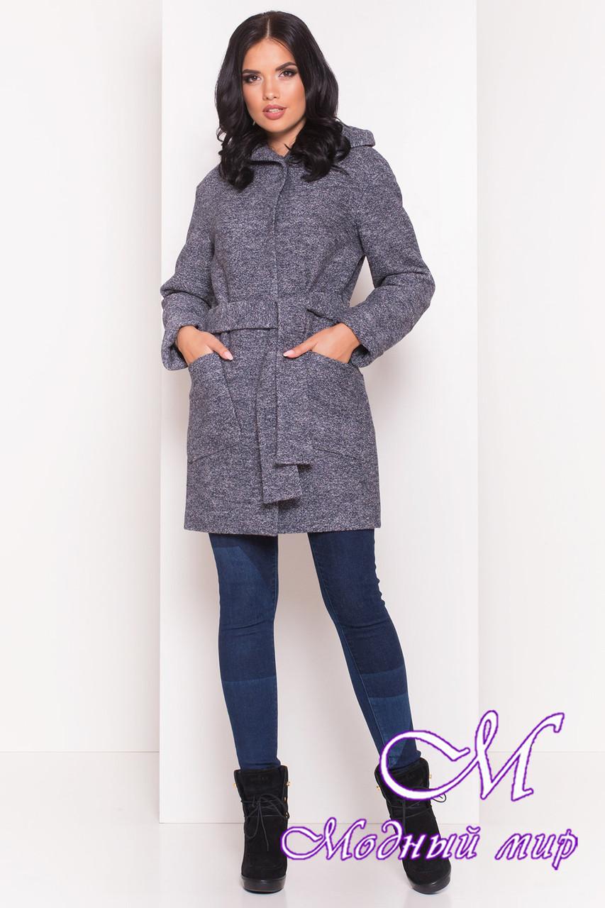 """Женское короткое демисезонное пальто (р. S, M, L) арт. """"Анита 4413"""" - 21588"""