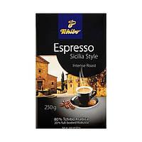 Кофе молотый Tchibo Espresso Sicilia (250 г)