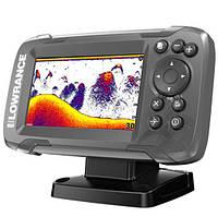 Эхолот Lowrance HOOK2-4x Bullet GPS