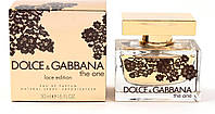 Dolce&Gabbana The One Lace Edition - женская туалетная вода, фото 1