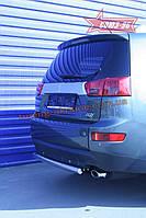 Защита задняя d 60 короткая Союз 96 на Peugeot 4007 2007