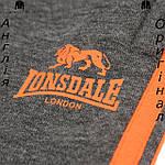 Брюки Lonsdale из Англии для мальчиков 2-14 лет - для бега коричневые , фото 5