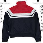 Куртка Lonsdale из Англии для мальчиков 2-14 лет - для тренеровок темносиняя ретро, фото 2