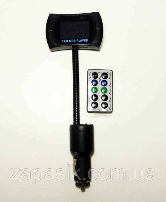 FM Модулятор в Прикуриватель CM 986 c USB