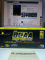 Olimp Labs BCAA mega caps 1100 120 капсул
