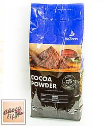 Какао порошок алкалізований, ж.21%, 500г. Нідерланди DeZaan