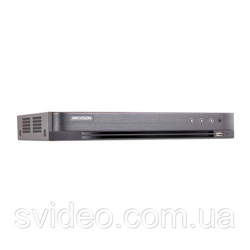 Видеорегистратор DS-7216HQHI-K2/16alarm+16 audio
