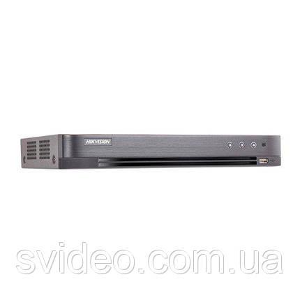 Видеорегистратор DS-7216HQHI-K1/4 audio , фото 2