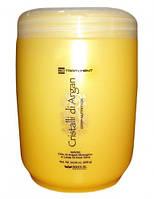 Брелил Био ТрейтментМаска для волос увлажняющая (масло арган-алоэ) Brelil Cristalli di Argan 1000 мл