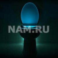 Антимикробная подсветка для унитаза IllumiBowl Anti-Germ