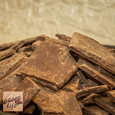 Какао терте, плитка товщ. 8мм, 1кг Gerkens(Кот-д'Івуар) Нідерланди