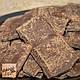 Какао терте, плитка товщ. 8мм, 1кг Gerkens(Кот-д'Івуар) Нідерланди, фото 3