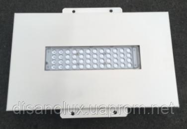 СВЕТИЛЬНИК  LED  ДЛЯ АЗС ВСТРАИВАЕМЫЙ  LED PHILIPS CL-50W -01 IP65