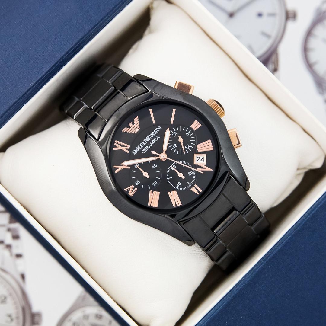 Керамические часы Armani