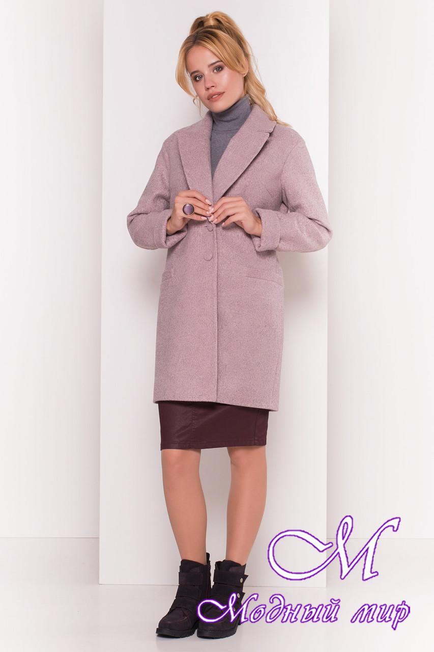 Нежное женское осеннее пальто (р. S, M, L) арт. Вива 4558 - 21630