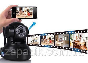 IP Сетевая Камера Wi-Fi P2P с TF Card