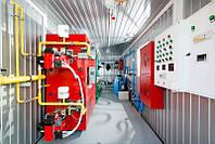 Газовая модульная транспортабельная котельная Колви КМ-2-850-700Д (814 квт)