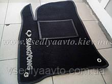 Ворсовые коврики в салон SSANG YONG Korando