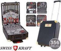 Набор инструментов Swiss Black Edition 356pcs