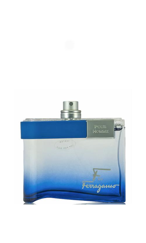 Туалетная вода Salvatore Ferragamo F by FERRAGAMO FREE TIME TESTER для мужчин 100 мл Код 6904