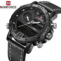 Мужские спортивные часы Naviforce Next 9134 по супер цене! Гарантия! Чоловічий годинник