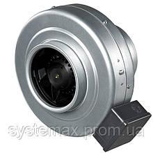 ВЕНТС ВКМц 125 (VENTS VKMс 125) - круглый канальный центробежный вентилятор