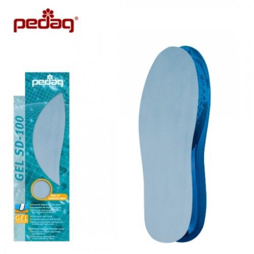 Ортопедические стельки и косметическая продукция Pedag, Foot Care