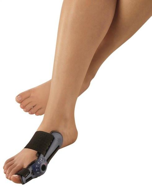 Бандажи, шины для лечения Hallux Valgus, бурситов и других деформаций большого пальца стопы