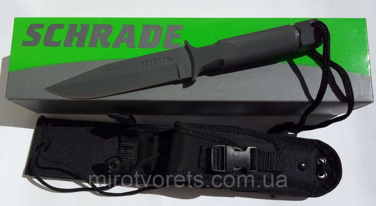 Нож тактический Schrade - Extreme Survival ( SCHF2SM)
