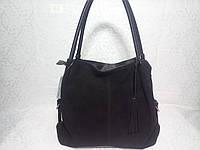 Женская сумка Valetta из натурального замша