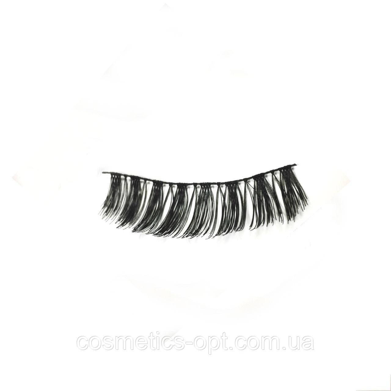 Накладные ресницы 3D Huda Beauty №6 (реплика)