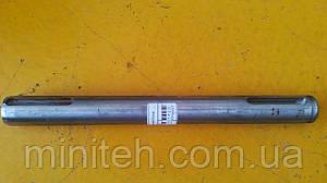 Вал короткий косилки роторной  Wirax (L-260 mm)