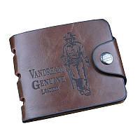 Мужское портмоне Vandream Genuine Leather