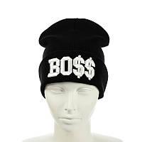 "Молодежная шапка  ""Boss"", фото 1"