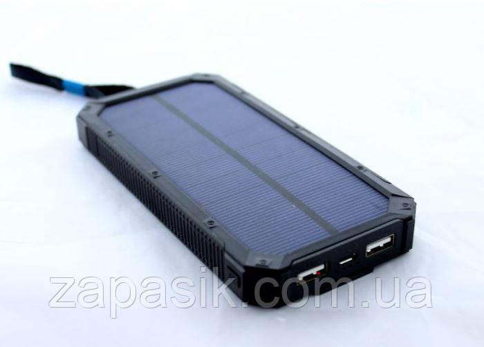 Power Bank 32800 Solar Led Повербанк Внешний Аккумулятор UKC Зарядное Устройство