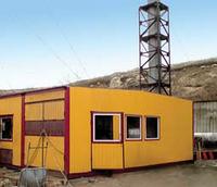 Котельная на твердом топливе (дрова, уголь) Колви 800 квт