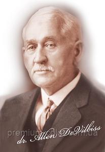 Історія створення фарбопульта DeVilbiss.