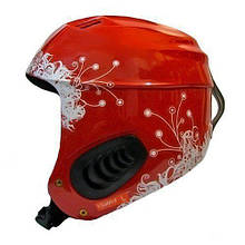 Шлем Destroyer Helmet Red, XS(53-54)